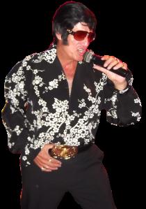 Peter black shirt